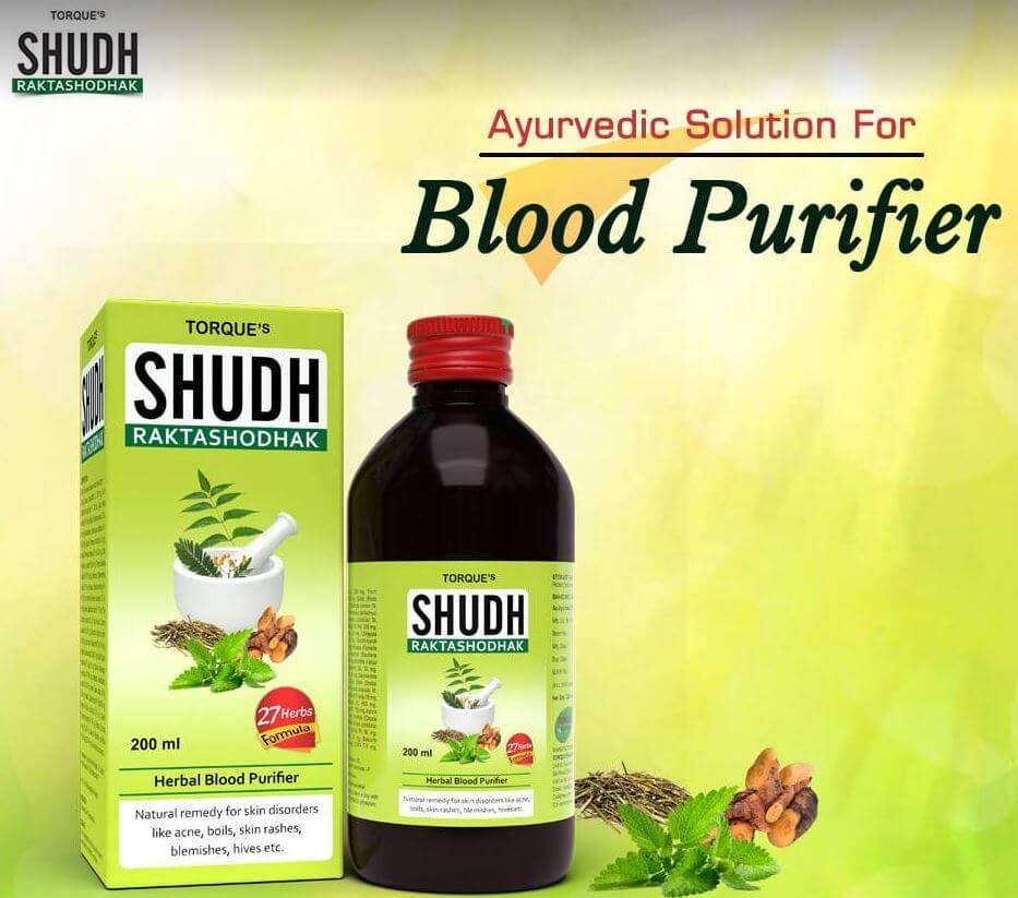 Shudh Raktashodhak Syrup