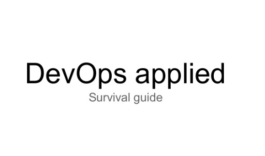 Applied DevOps