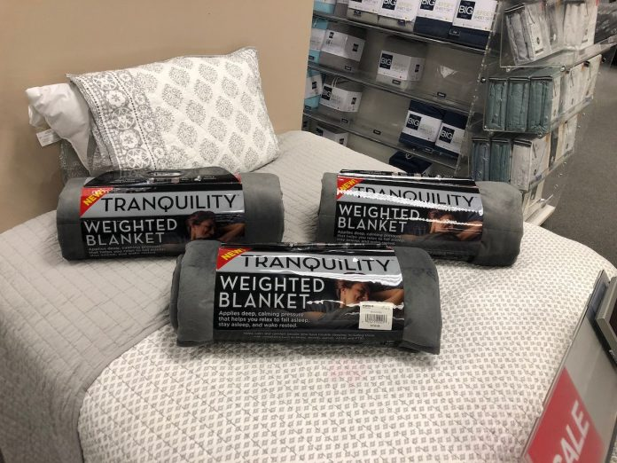 target weighted blanket