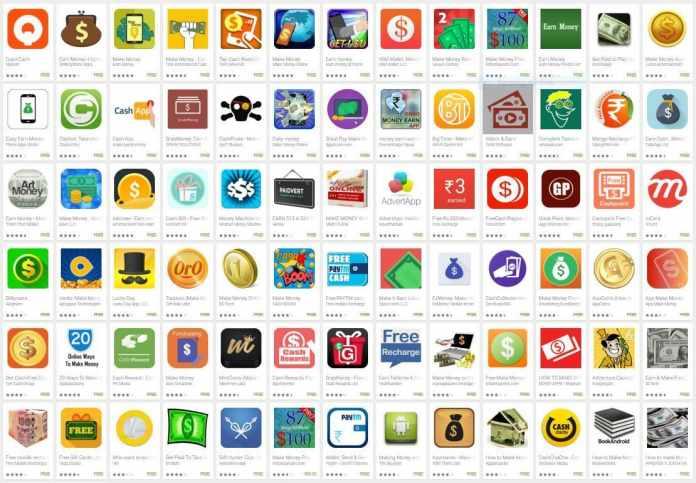 best apps for earning money