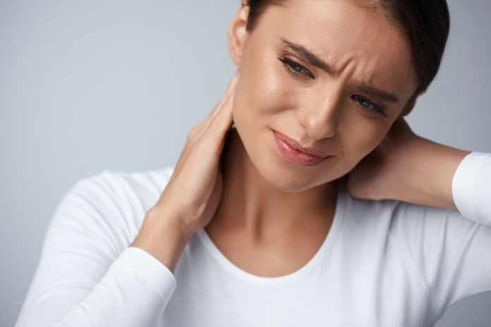 At-Home Techniques Neck Pain
