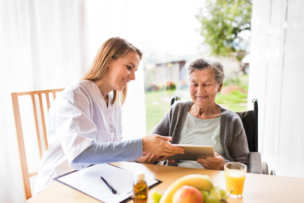Loved One's Transition to Assisted Living