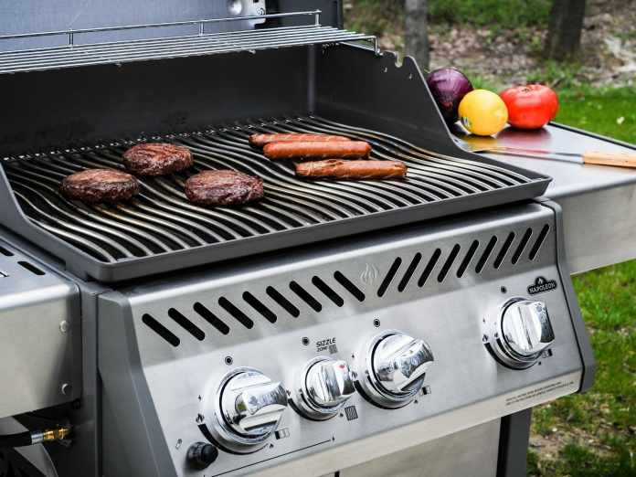 Care of grills